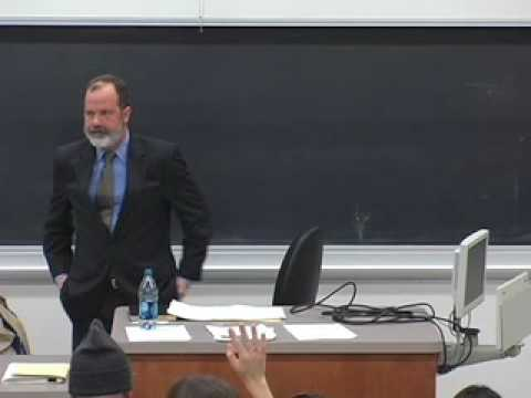 Journalistic Ethics, Lec 6, Communications Studies 187, UCLA