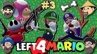 THE TEAM WIPE  || PART 3 || [MARIO MOD] Left 4 Dead 2