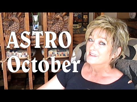 VIRGO HOROSCOPE October 2015  - Personal Creative Transformation, ~ Dynamic Beginnings!