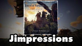 Sword Of Fortress The Onomuzim - The PS4's Farted On Its Own Balls (Jimpressions) (Video Game Video Review)