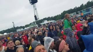 16 25 06 2017 Jennifer Rostock - Wir sind alle nicht von hier @ Hurricane 2017
