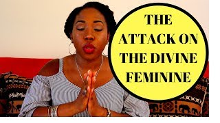 Global Awakening | The Attack On The Divine Feminine| Conjure Queen| Must Watch!
