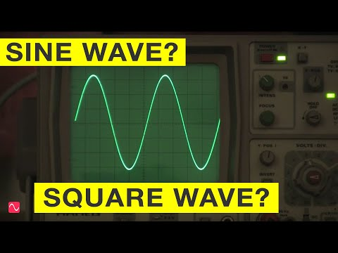 Can you hear the difference between a square wave and a sine