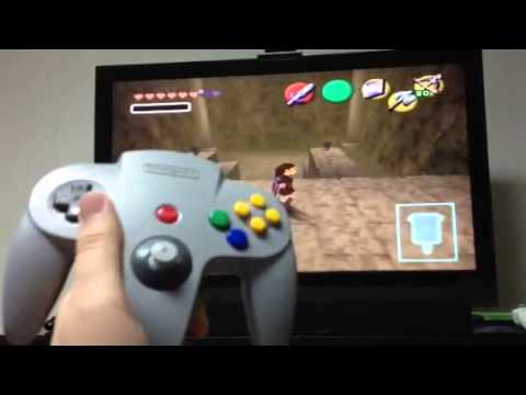 N64 to Wii/GameCube raphnet adaptor review