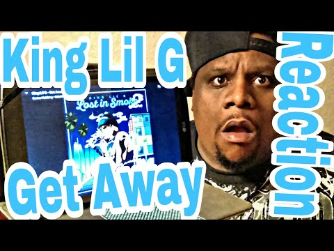 King Lil G - Get Away (Official Audio) Reaction Request