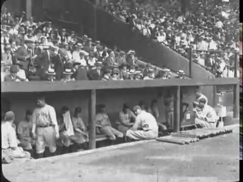Indians v. Yankees 1920