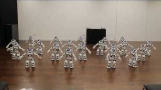 Aldebaran Robotics Nao Robot Show .mp4