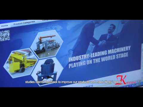 China Qingzhou Keda Mining Machine CO.,LTD Brief Introduction