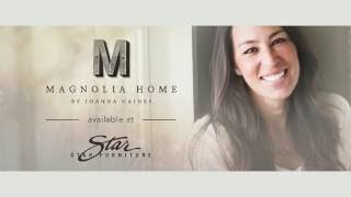 Magnolia Furniture by Joanna Gaines