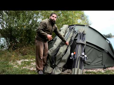 Ali Hamidi On Captive Quiver And Other NXG Rod Luggage
