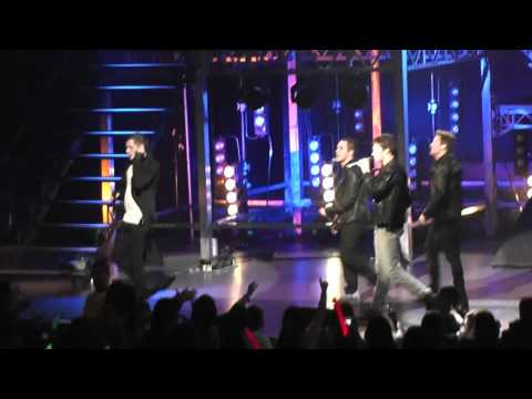 Big Time Rush - Boyfriend (Better With U Tour 2.18.12 Los Angeles) - HD