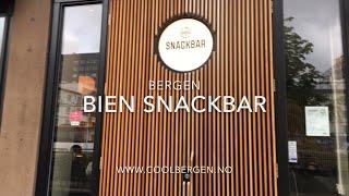 Restaurants in Bergen - Bien Snackbar