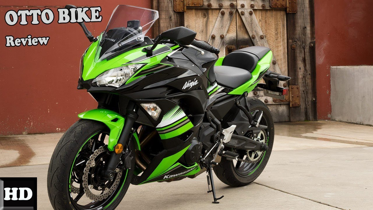 Otto Bike 2019 Kawasaki Ninja 650 Se Premium Features Edition First