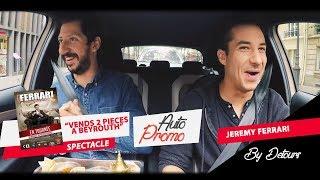 Autopromo #13 : trois minutes avec Jeremy Ferrari