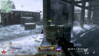 Call Of Duty Modern Warfare 2  AA-12 serial k3 Montage Online Multiplayer