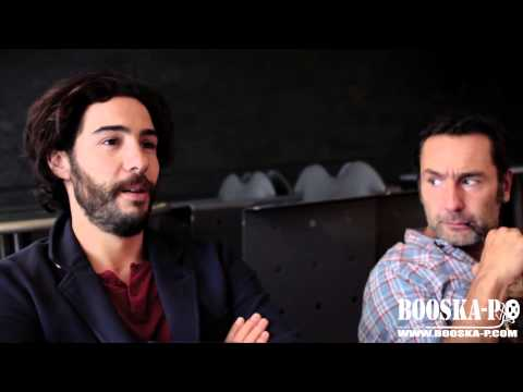 Gilles Lellouche, Tahar Rahim et Julien Leclercq [Interview Gibraltar 1/2] streaming vf