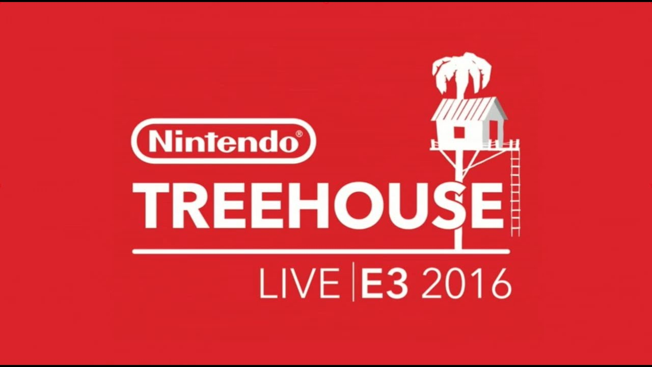E3 2016 Nintendo Treehouse Part 1