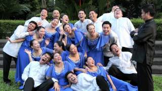 """I Love to Laugh"" - Philippine Madrigal Singers"