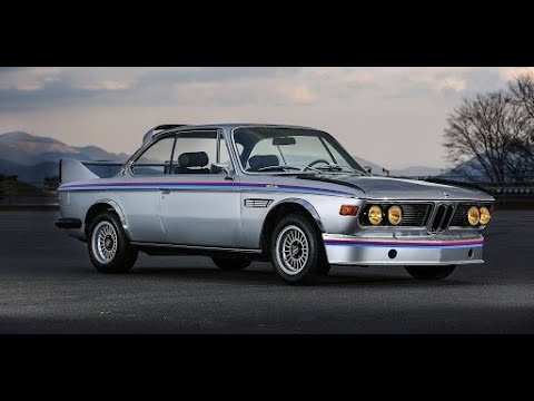 TWO FACES // BMW 3.0 CSL