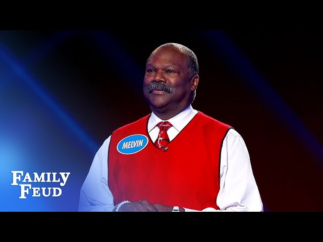 Melvin and Nicole make Fast Money magic! | Family Feud