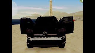 Toyota 4Runner Gta sa