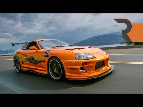 We Found Brian O'Connor's Supra from The Fast and the Furious! | The JDM Rework.
