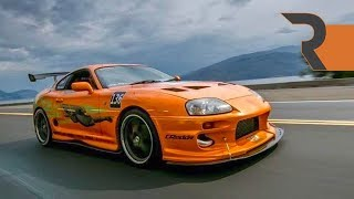 We Found Brian O'Connor's Supra from The Fast and the Furious!   The JDM Rework.