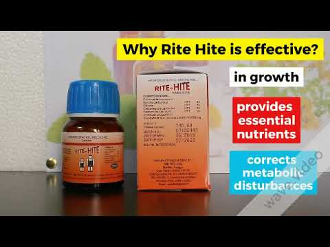 SBL Rite Hite Tablets for height increase, get upto 15% off