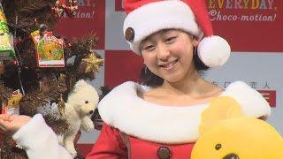 フィギュアスケート女子の浅田真央さんが18日、東京都内で自らプロデ...