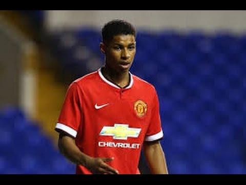 Marcus Rashford (Manchester United) Goals and skills 2015 2016