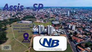 A NB Assessoria Imobiliária & Gere oferecem excelente área com 36 Mil Metros Quadrados em Assis SP!