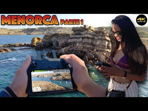 "Volando En Menorca (Parte 1) ""Mavic2 Pro"" 4K/DronePilot"