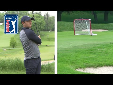 Goal-in-one Challenge At RBC Canadian Open