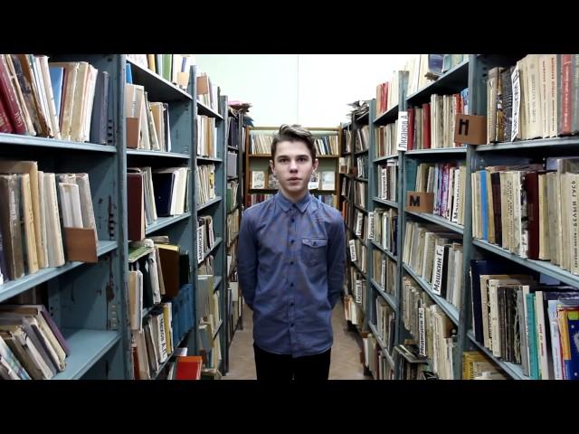 Изображение предпросмотра прочтения – НиколайАндронов читает произведение «Кинжал» М.Ю.Лермонтова