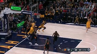 3rd Quarter, One Box Video: Utah Jazz vs. Phoenix Suns