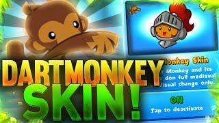 Bloons TD Battles 2018 (PL) odc.125- Dart Monkey Skin !