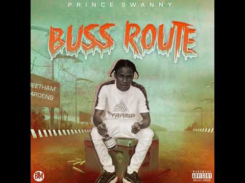 Prince Swanny Buss Route
