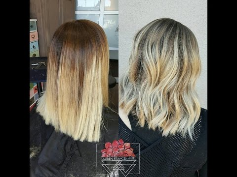 How to: Color melting, rootshading, and glossing!