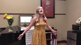 Jenna Paige  Vocal Reel