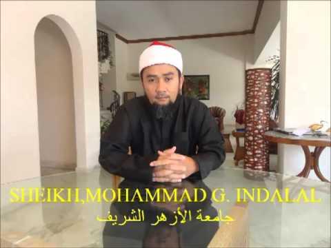 KALABBIYAN SIN SURGA PART ONE BY:SHEIKH MUHAMMAD G. INDALAL