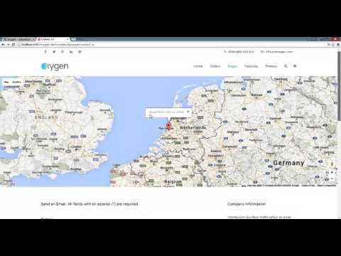 "Gantry 5 - ""Google Map"" Particle (Oxygen)"