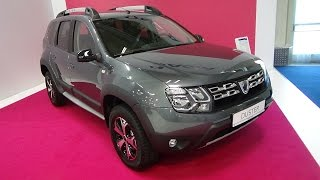 Video 2017 Dacia Duster Outdoor - Exterior and Interior - Auto Salon Bratislava 2017 download MP3, 3GP, MP4, WEBM, AVI, FLV September 2017