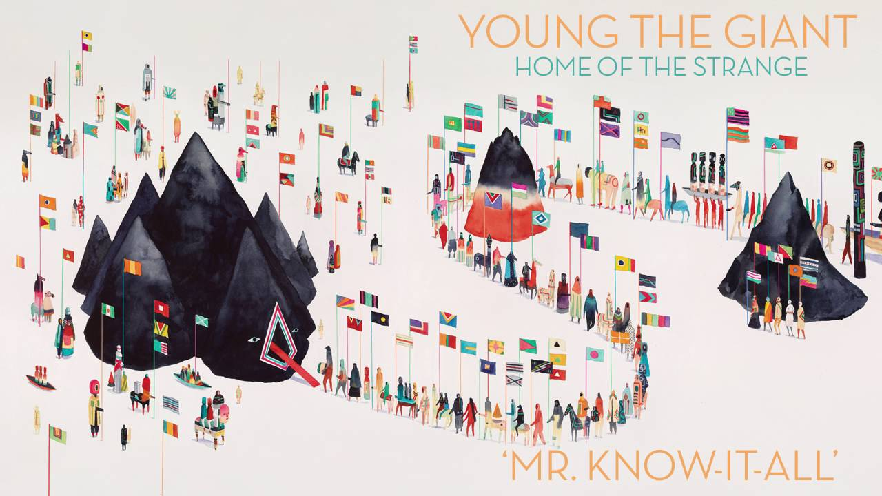 young the giant mr know it all official audio youtube