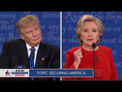 Presidential Debate Part 5: Securing America