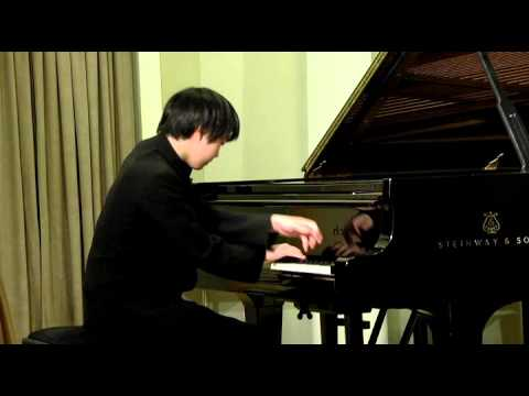 Mao Fujita plays Liszt's Hungarian Rhapsody No. 2