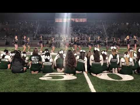 Bradshaw Christian high school cheer 2k18