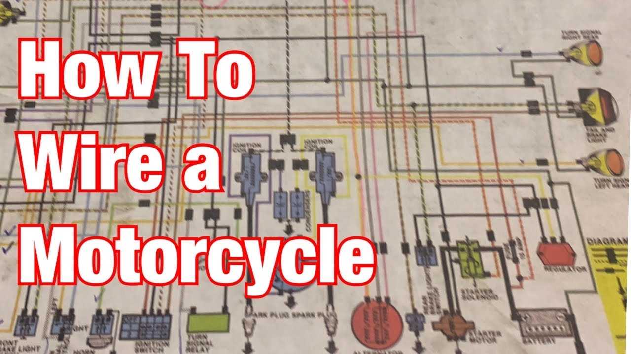 honda cl 350 wiring how to wire a motorcycle honda cb350 cl350 part one vintage  how to wire a motorcycle honda cb350