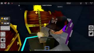 MEGA stort hul | DANSK ROBLOX | TREASURE HUNT SIMULATOR #1