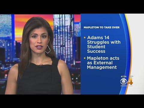 Adams 14 Gets Help From Mapleton School District