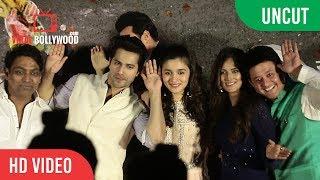 UNCUT - Deva Deva Song Launch | Bhikari Marathi Movie | Varun Dhawan, Alia Bhatt, Swwapnil Joshi